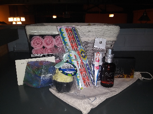 Self-Care and Hair Care Package