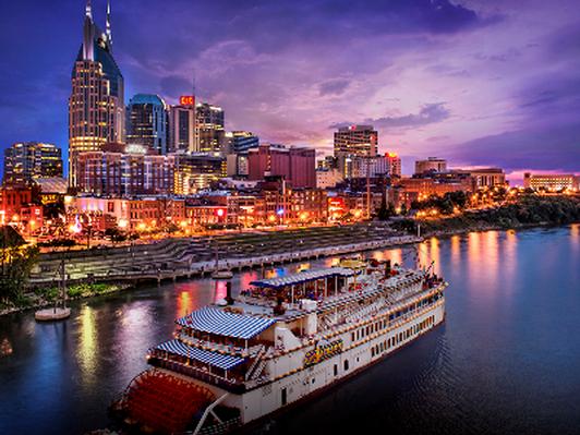 Showboating in Nashville