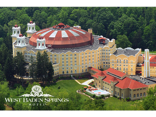 West Baden Springs Hotel Experience
