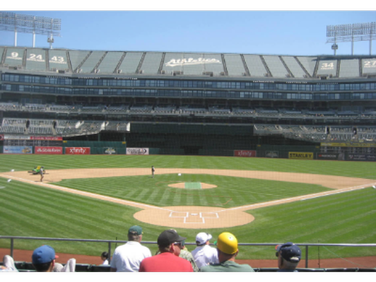 A Day at the A's