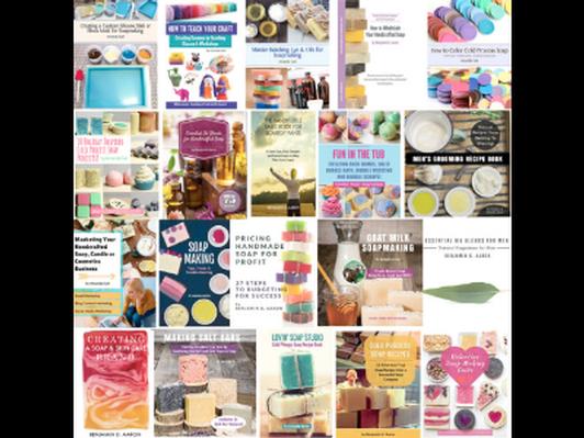 Ultimate Soapmaker eBook Bundle