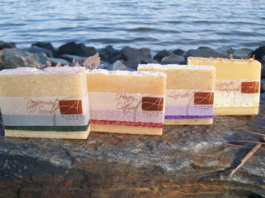$50 Alegna Soap gift certificate