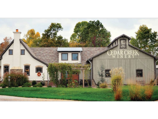Host a Party at Cedar Creek Winery and Brewing Co.
