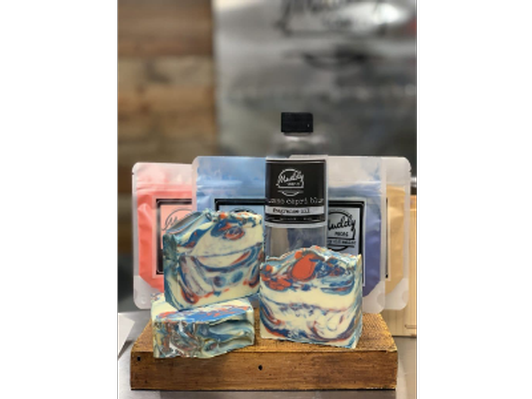 $50 Gift Certificate to Muddy Soap Co.