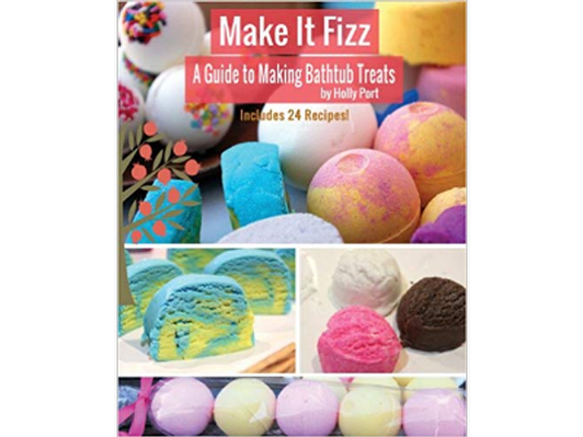 "Autographed Copy of ""Make It Fizz"" by Holly Port"