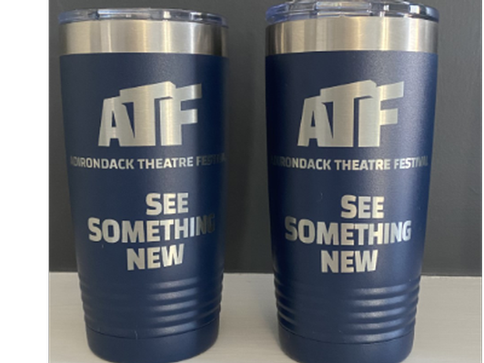 **NEW ATF LOGO** INSULATED TUMBLERS AND COFFEE!