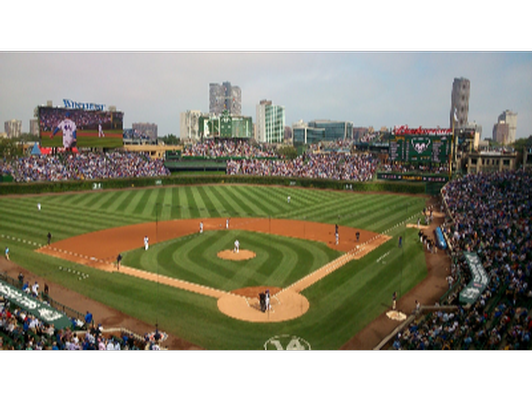 Chicago Cubs Box Seats