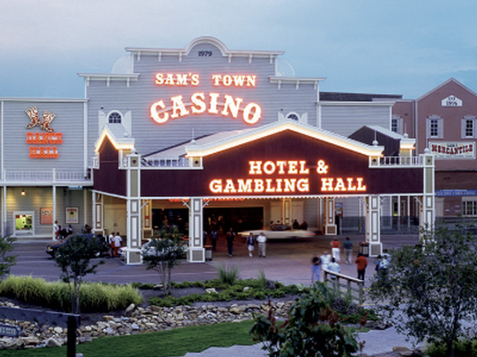 Sam's Town Hotel & Gambling Hall Getaway (Tunica)