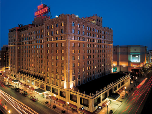 The Peabody Memphis and more
