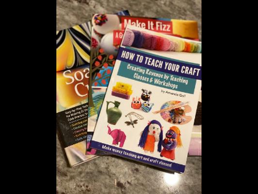 Soapmaking  Books