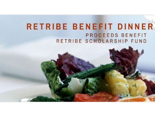 Six Tickets to ReTribe's Benefit Dinner: February 16th @ 6 p.m.