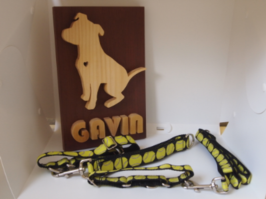 Personalized Pet Wall Hanging
