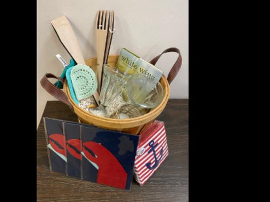Cocktail/Cooking Basket
