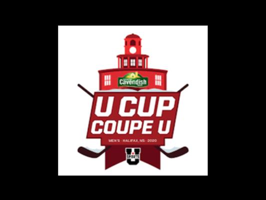 U-Cup Men's University Hockey Championship VIP package