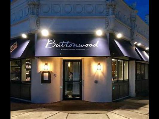 Buttonwood Restaurant - $50 gift certificate