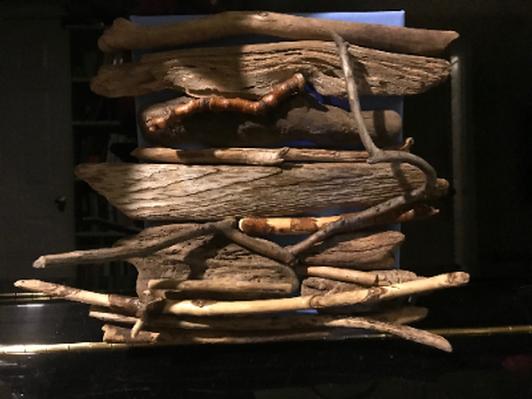 Driftwood Art - 1