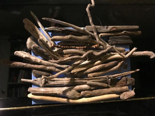 Driftwood Art - 2