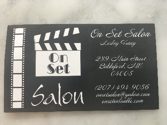 Haircut by Leslie Tracey at On Set Salon