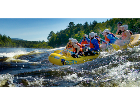 North Country Rivers Adventure for Two