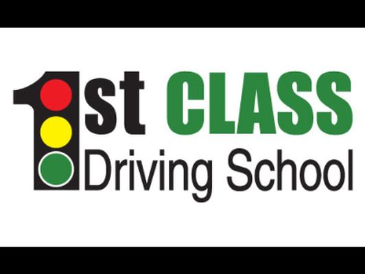 1st Class Driving School Certificate