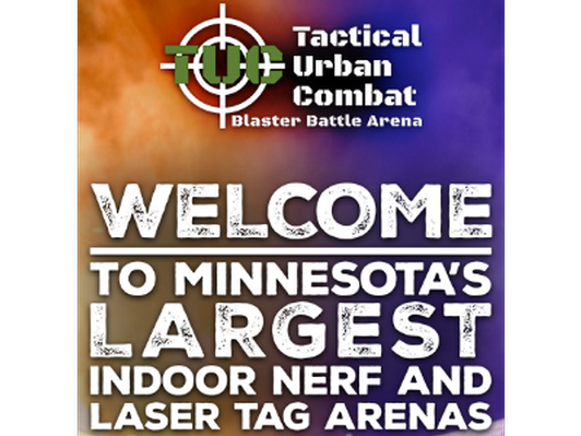 5 Tickets to Tactical Urban Combat