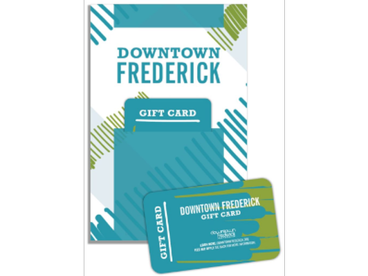 $25 Downtown Frederick Giftcard