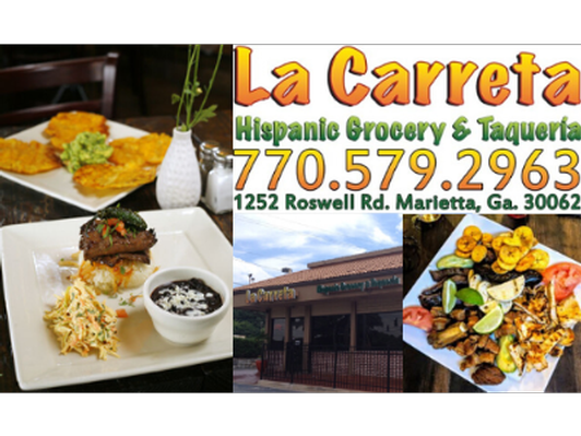 La Carreta Gift Card