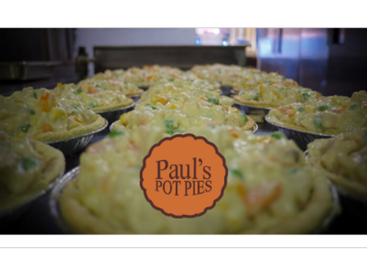 Paul's Pot Pies
