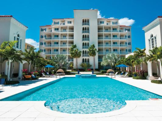 Luxury Turks and Caicos Condo