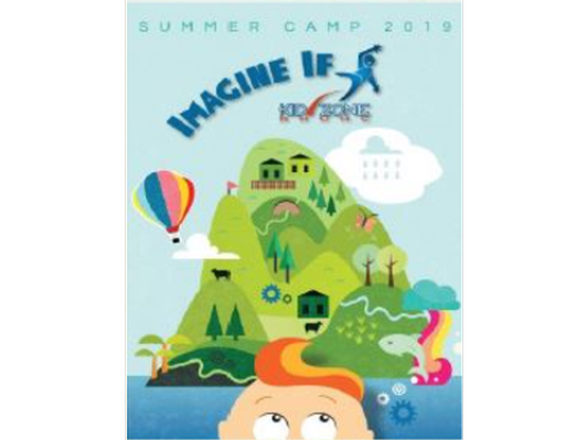 RHUMC Kidzone - 1 Week of Summer Camp 2020