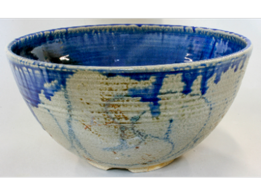 Salt-Fired Bowl