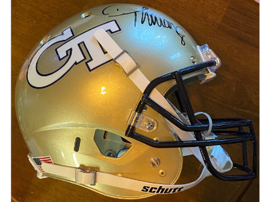Georgia Tech Legend Demaryius Thomas Helmet