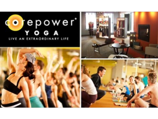 Free Month of Unlimited Corepower Yoga