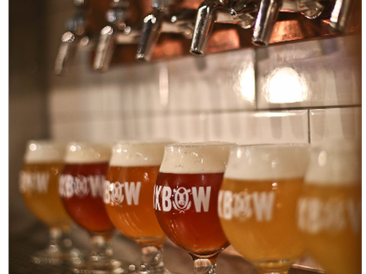Private Beer Tasting at Oxbow Brewery (6-8 participants)