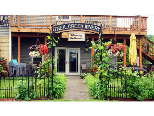 O'Neil Creek Winery Tasting Party for 4