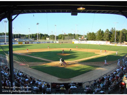 Four Tickets to an Eau Claire Express Baseball Game