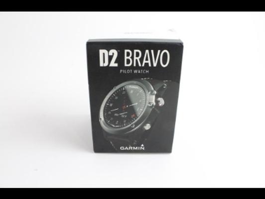 Garmin D2 Bravo Watch