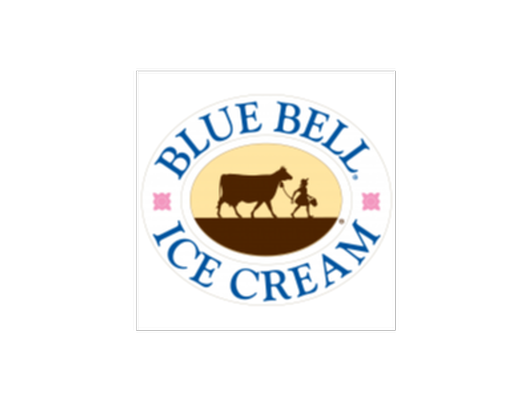 Blue Bell Ice Cream - One Month Supply