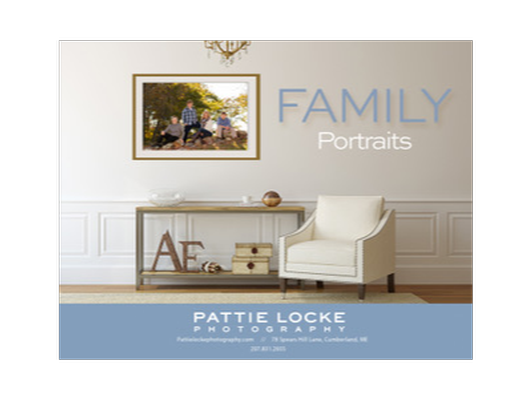 FAMILY PORTRAITS - $300 Gift Certificate to Pattie Locke Photography