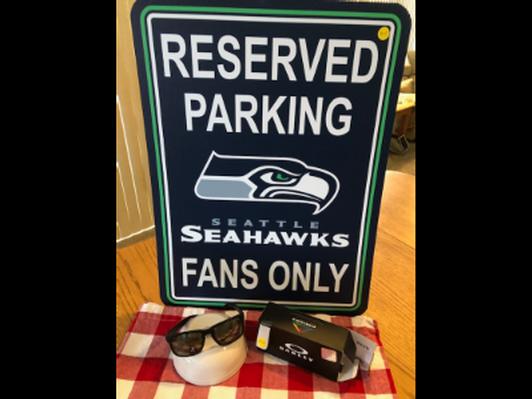 Seahawks Swag Items