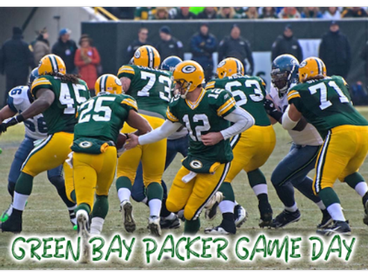 Green Bay Packer Game Day Experience