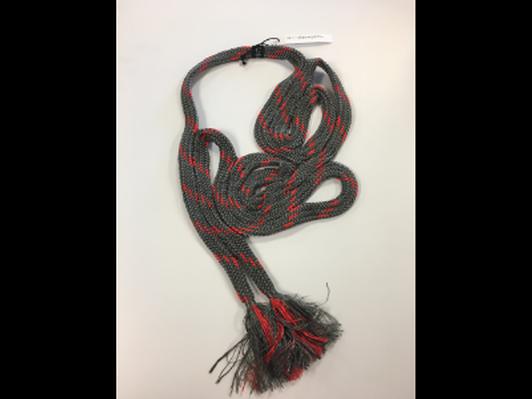 Rope Necklace by Lisu Vega