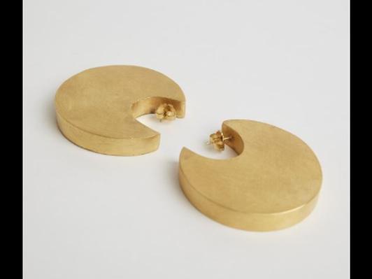 Earrings by Padaq - Paola Q