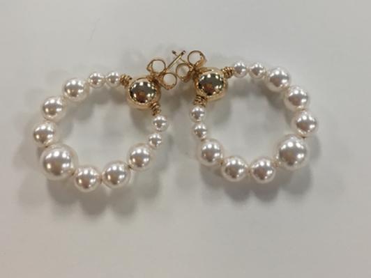 Earrings by Beck Jewels