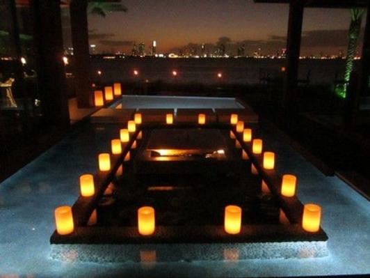 Velati Candles - Rental Package