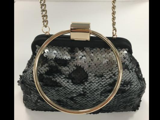 Twenty Fourhaitch - Sequin Bag