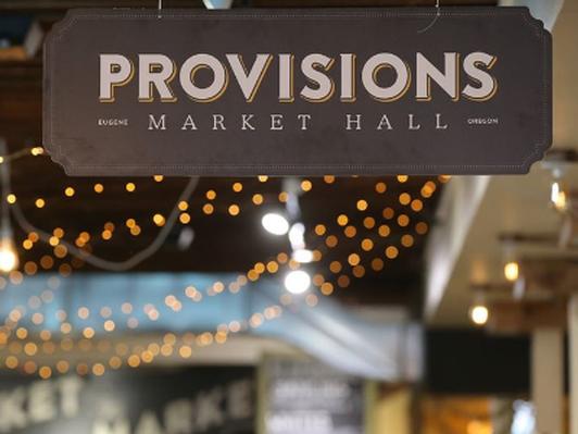 Provisions Market