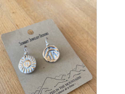 Earings from Summit Designs