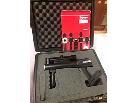 Raytek Raynger II Digital Infared Temperature Gun: