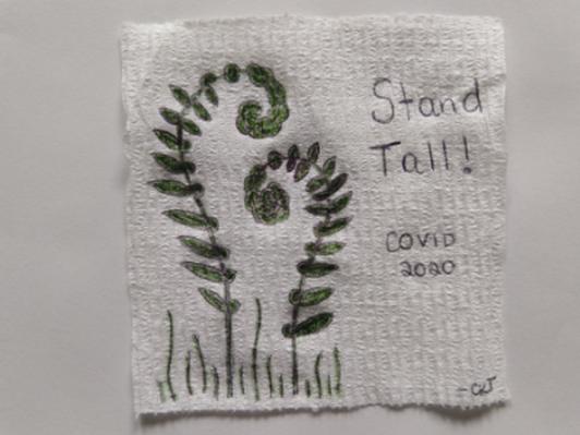 Stand Tall! Artist: Carrie Jensen